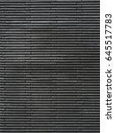 dark tile texture brick wall... | Shutterstock . vector #645517783
