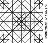 geometric linear pattern....   Shutterstock .eps vector #645539173