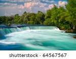 Spring Waterfall Manavgat In...