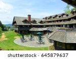 trapp family lodge  stowe