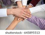business  startup  gesture ...   Shutterstock . vector #645895513