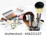 cosmetic | Shutterstock . vector #646221127
