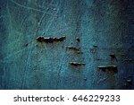 Peeling Paint Rusting Metal...