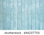 Light Blue Wood Background...
