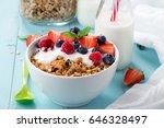 Healthy Breakfast In A Bowl...