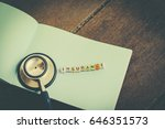 risk management concept word...   Shutterstock . vector #646351573