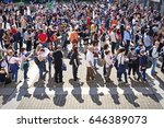 milan  italy   may 22  2017 ...   Shutterstock . vector #646389073