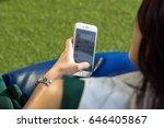 bangkok  thailand   december 10 ... | Shutterstock . vector #646405867