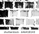 grunge texture   abstract stock ... | Shutterstock .eps vector #646418143