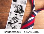 pictures of father and baby son.... | Shutterstock . vector #646482883