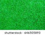 artificial grass background... | Shutterstock . vector #646505893