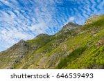 Cape Town Devils Peak Mountain Range hike