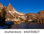 sierra nevada mountains   Shutterstock . vector #646550827