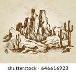 Hand Drawn Vector Sketch....