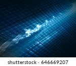 abstract background element.... | Shutterstock . vector #646669207