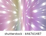 abstract multicolored... | Shutterstock . vector #646761487