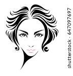 illustration of women short...   Shutterstock .eps vector #647097697