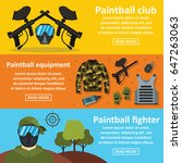 Paintball Club Banner...