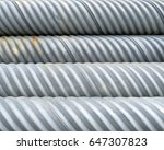 Corrugated Steel Culvert Pipes