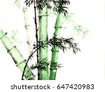 chinese traditional... | Shutterstock . vector #647420983