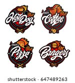 set of labels  logotype and... | Shutterstock .eps vector #647489263
