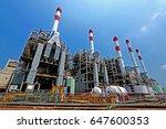 samutprakhan thailand april 11  ... | Shutterstock . vector #647600353