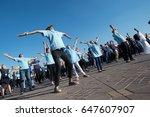 marrakesh  morocco   november... | Shutterstock . vector #647607907