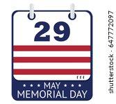 vector illustration 29 may...   Shutterstock .eps vector #647772097