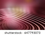 colorful ripple background | Shutterstock . vector #647793073