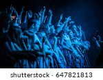 moscow 15 november 2014 big... | Shutterstock . vector #647821813