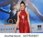 gal gadot at the los angeles... | Shutterstock . vector #647905807