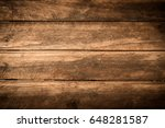 wooden panels for background... | Shutterstock . vector #648281587