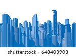 future city illustrations | Shutterstock . vector #648403903