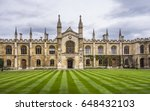 Cambridge  Uk   Apr 16  2017 ...