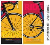 Bicycle Poster Vector...