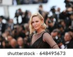 charlize theron attends the... | Shutterstock . vector #648495673