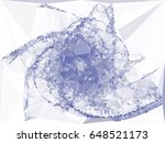 abstract background for books ... | Shutterstock .eps vector #648521173