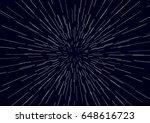 hyper space jump | Shutterstock .eps vector #648616723