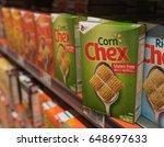 boston  massachusetts   may 22  ... | Shutterstock . vector #648697633