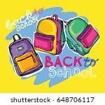 hand drawn vector set of sketch ...   Shutterstock .eps vector #648706117