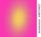 abstract creative concept comic ... | Shutterstock .eps vector #648724627