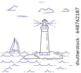 traveling horizontal banner... | Shutterstock .eps vector #648762187