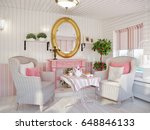 classic traditional provence...   Shutterstock . vector #648846133