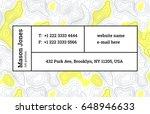 super fashion design of a...   Shutterstock .eps vector #648946633