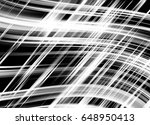 abstract fractal grey... | Shutterstock . vector #648950413