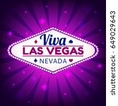 las vegas casino sign.casino...   Shutterstock .eps vector #649029643