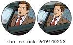 stock illustration. people in...   Shutterstock .eps vector #649140253