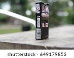 bandung  indonesia   april 29... | Shutterstock . vector #649179853