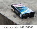 jakarta  indonesia   may 10... | Shutterstock . vector #649180843