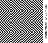 vector seamless pattern.... | Shutterstock .eps vector #649274683